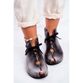 Chaussures femme Maciejka Popiel 03426-03 gris 6