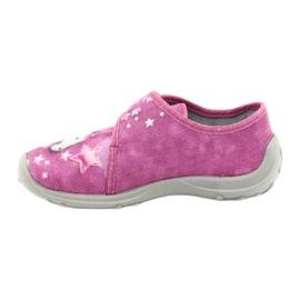 Befado chaussures pour enfants 560X118 rose 2