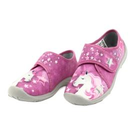 Befado chaussures pour enfants 560X118 rose 3