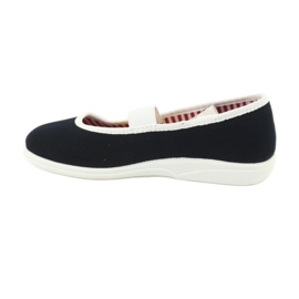 Chaussures Befado pour enfants 274X014 marine 3