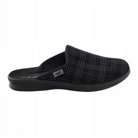 Befado chaussures pour hommes pu 548M003 le noir 7