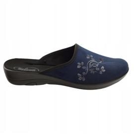 Chaussures femme Befado pu 552D005 bleu marin 6