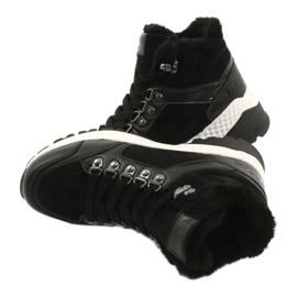 Bottes de sport confortables Lee Cooper LCJL-20-31-152 noir 4