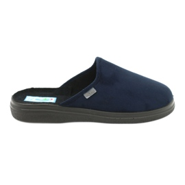 Befado chaussures pour hommes pu 132M006 marine 1