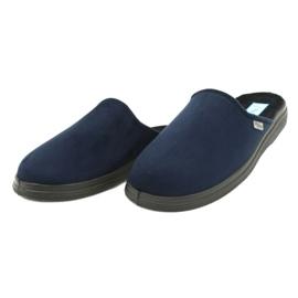 Befado chaussures pour hommes pu 132M006 marine 3