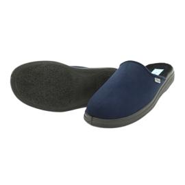 Befado chaussures pour hommes pu 132M006 marine 4