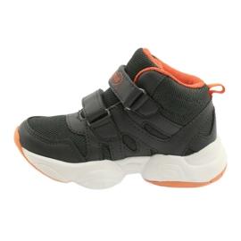 Chaussures enfant Befado 516X050 orange gris 2