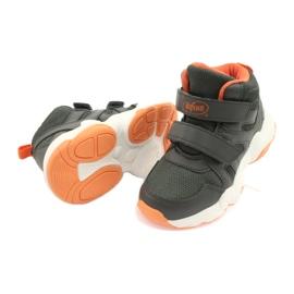 Chaussures enfant Befado 516X050 orange gris 4