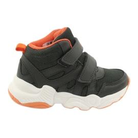 Chaussures enfant Befado 516X050 orange gris 1