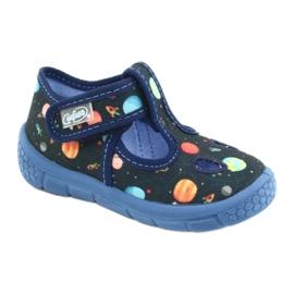 Befado chaussures pour enfants 533P011 marine 1