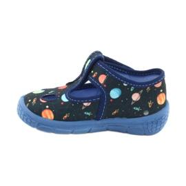 Befado chaussures pour enfants 533P011 marine 2