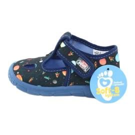 Befado chaussures pour enfants 533P011 marine 6