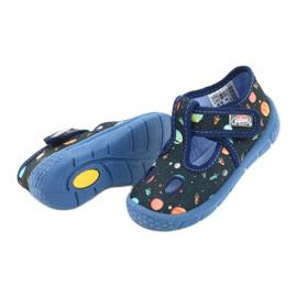 Befado chaussures pour enfants 533P011 marine 4