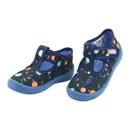 Befado chaussures pour enfants 533P011 marine 3