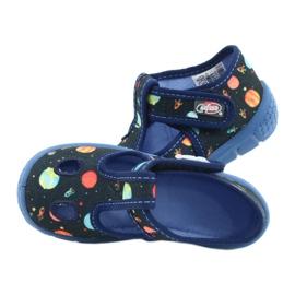 Befado chaussures pour enfants 533P011 marine 5