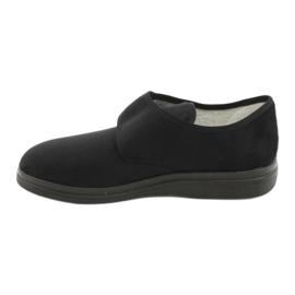Befado chaussures pour hommes pu 036M007 noir 2