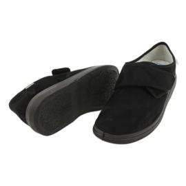 Befado chaussures pour hommes pu 036M007 noir 4