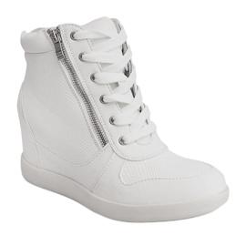 Baskets 22753 Blanc 2