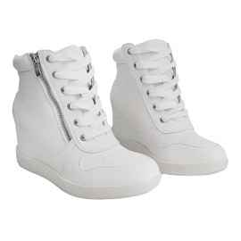 Baskets 22753 Blanc 3