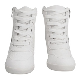 Baskets 22753 Blanc 4