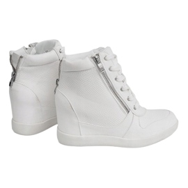 Baskets 22753 Blanc 5