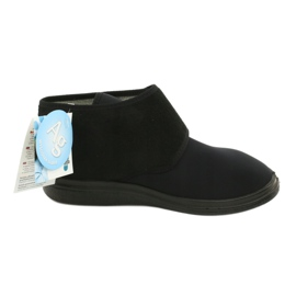 Chaussures femme Befado pu 522D002 le noir 5