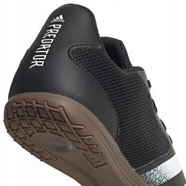 Chaussures de football Adidas Predator Freak.4 In Sala FY1042 noir noir 4
