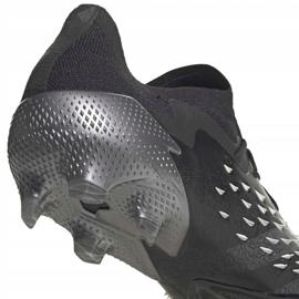 Chaussure de foot Adidas Predator Freak.1 L Fg FY1028 noir noir 7