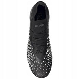 Chaussure de foot Adidas Predator Freak.1 L Fg FY1028 noir noir 2