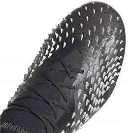 Chaussure de foot Adidas Predator Freak.1 L Fg FY1028 noir noir 6