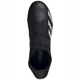 Chaussure de foot adidas Predator Freak.3 Fg Junior FY1031 noir noir 5