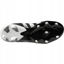 Chaussure de foot adidas Predator Freak.3 Fg Junior FY1031 noir noir 6