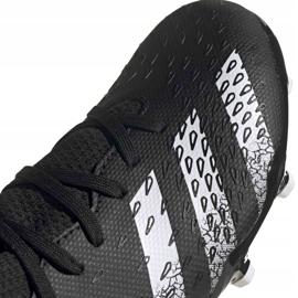 Chaussure de foot adidas Predator Freak.3 Fg Junior FY1031 noir noir 9