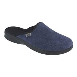 Befado chaussures pour hommes pu 548M018 noir marine 1