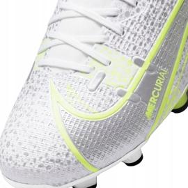 Nike Mercurial Superfly 8 Academy FG / MG M CV0843 107 chaussures de football blanc 2