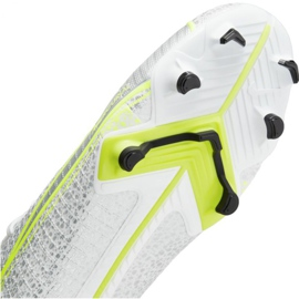 Nike Mercurial Superfly 8 Academy FG / MG M CV0843 107 chaussures de football blanc 3