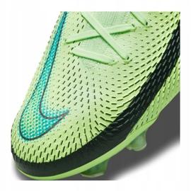 Chaussure de football Nike Phantom Gt Elite Dynamic Fit Fg M CW6589 303 multicolore vert 2
