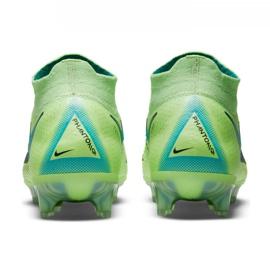 Chaussure de football Nike Phantom Gt Elite Dynamic Fit Fg M CW6589 303 multicolore vert 3