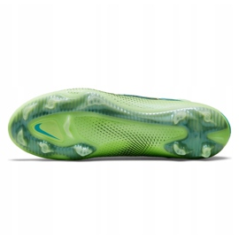 Chaussure de football Nike Phantom Gt Elite Dynamic Fit Fg M CW6589 303 multicolore vert 5