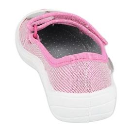 Chaussures enfant Befado 208X045 rose 3