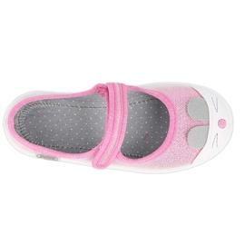 Chaussures enfant Befado 208X045 rose 4