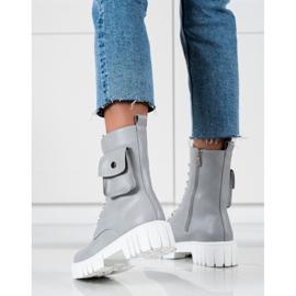 Seastar Ouvriers avec poche gris 4
