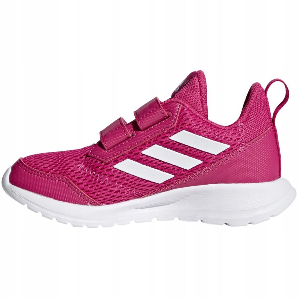 Détails sur Adidas AltaRun Cf K Jr CG6895 chaussures rose