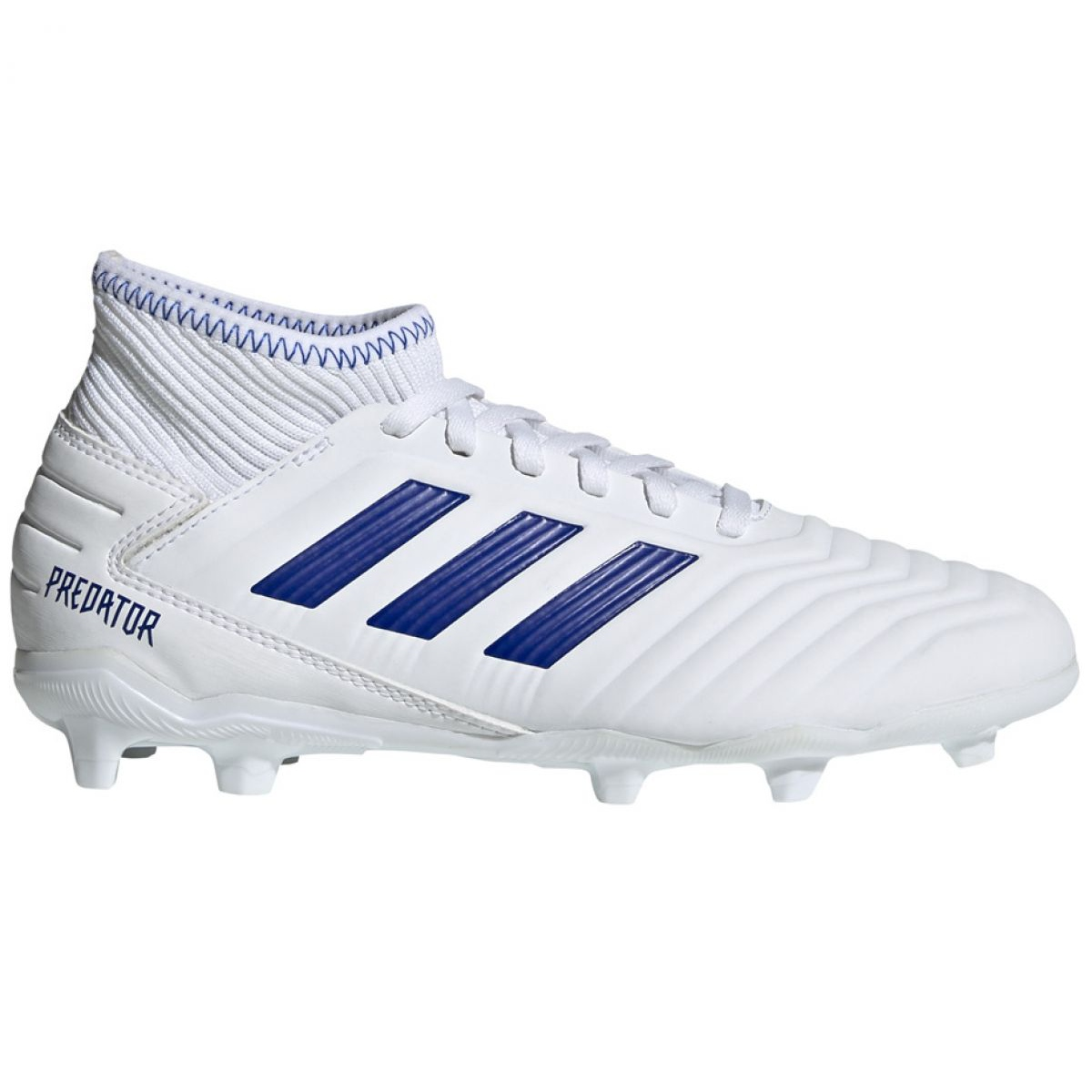 Chaussures Football Adidas Predator 19.3 Fg Vert Junior