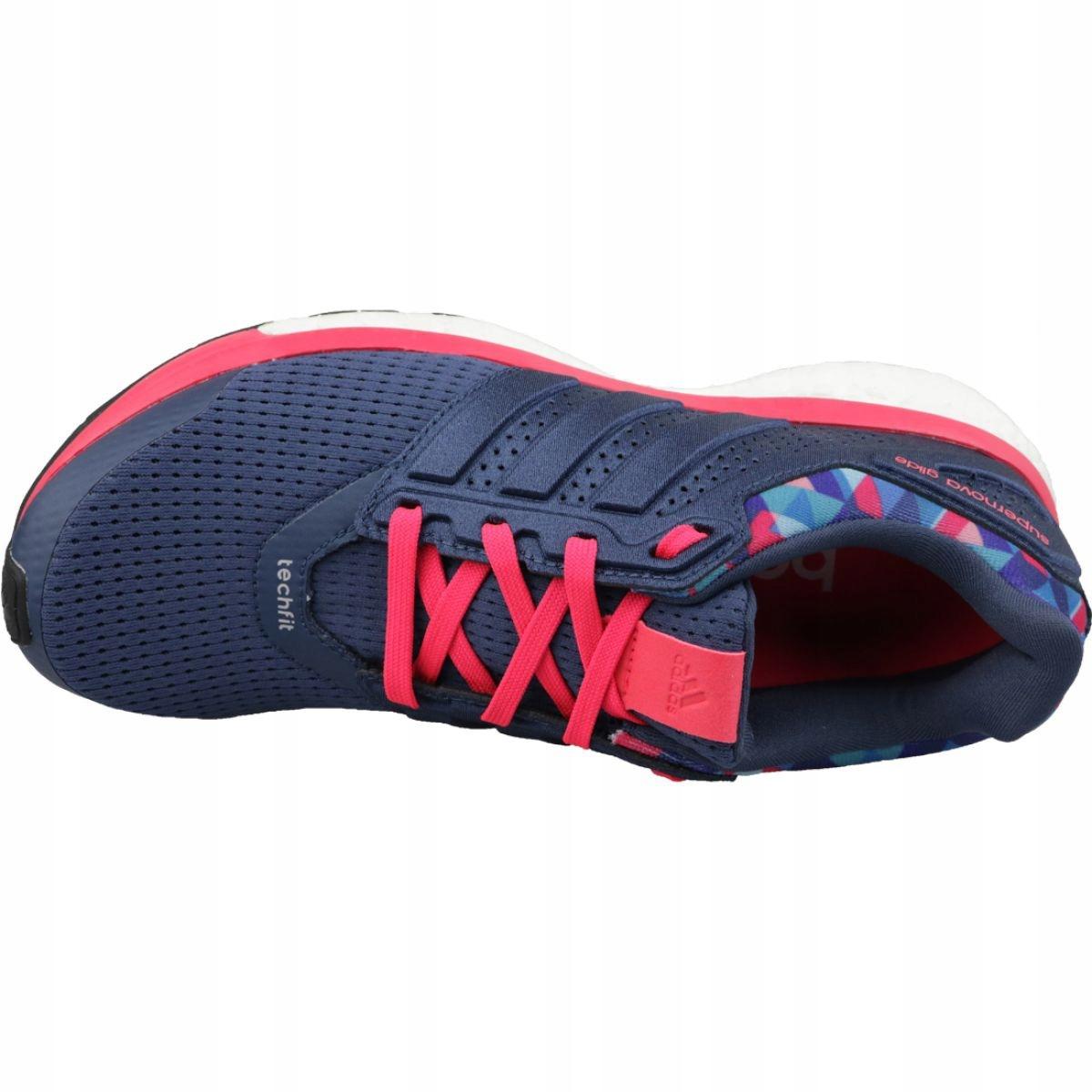 Détails sur Chaussures adidas Supernova Glide 8 Gfx W AQ5059 marine
