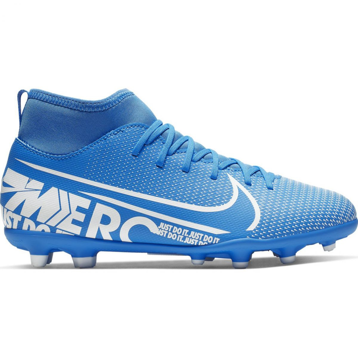 pretty cool most popular shop Details about Chaussures de football Nike Mercurial Superfly 7 Club FG / MG  Jr AT8150-414