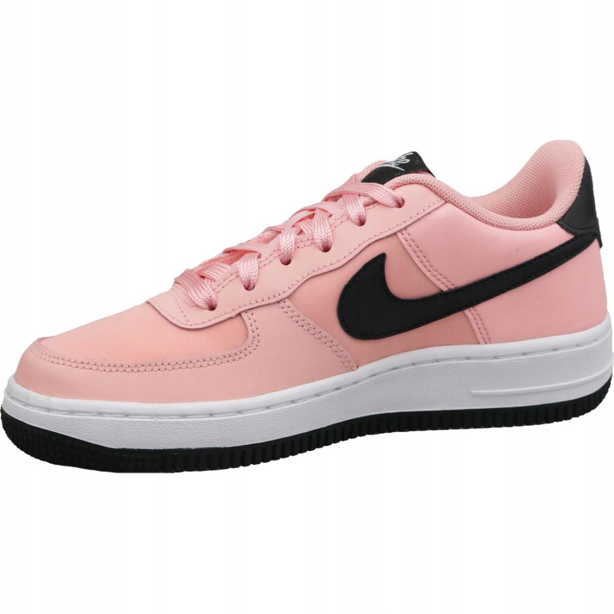 Force Détails VDay 1 BQ6980 600 Nike Chaussures W sur rose