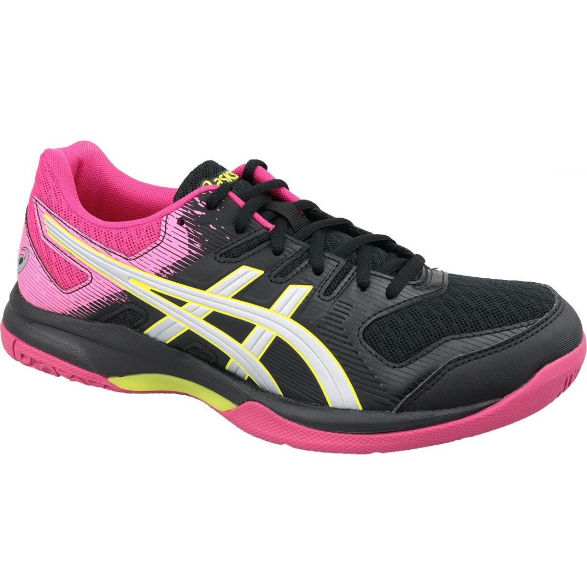 Dettagli su Chaussures de volleyball Asics Gel Rocket 9 W 1072A034 002 noir noir