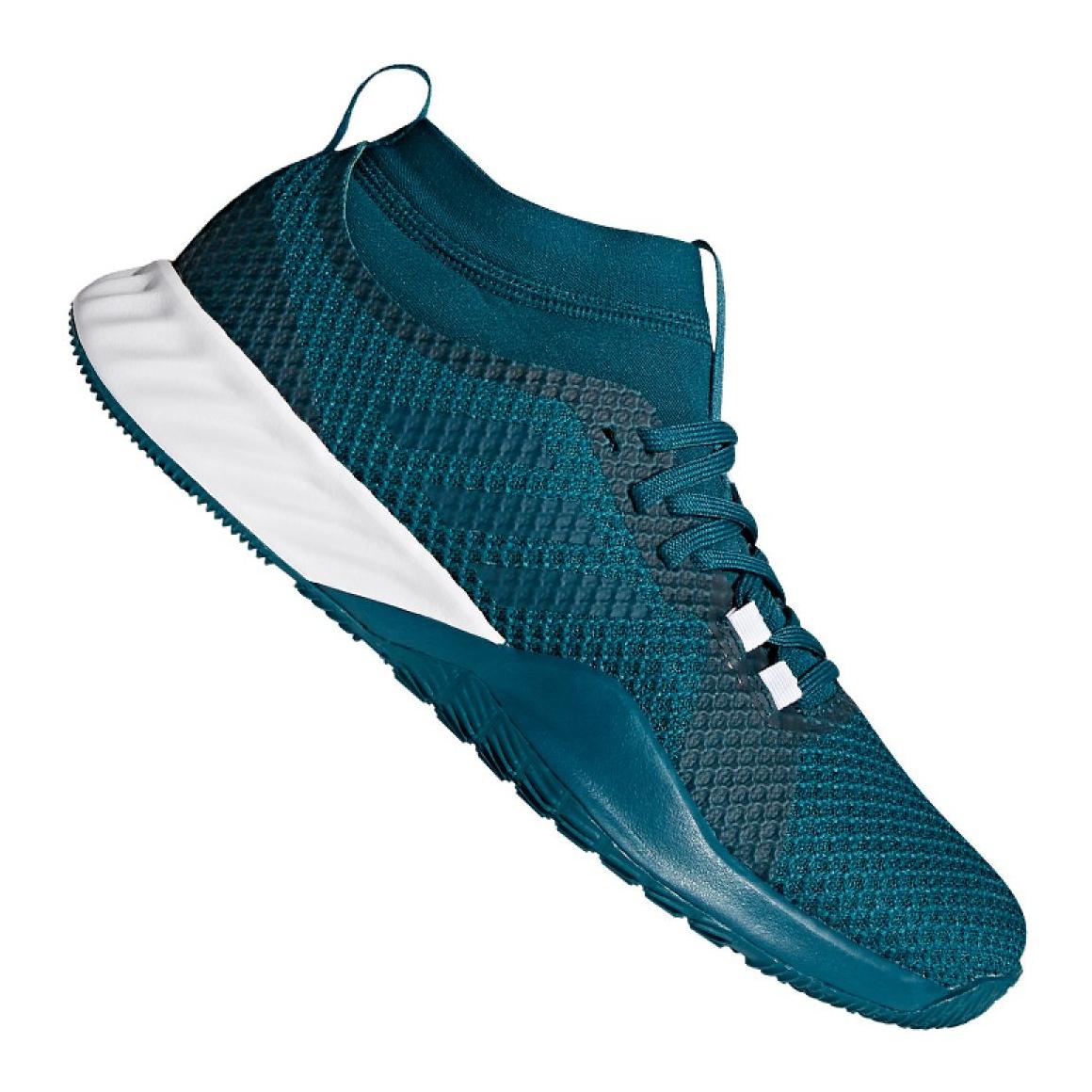 Détails sur Chaussures Adidas Crazytrain Pro 3.0 M CG3474 bleu