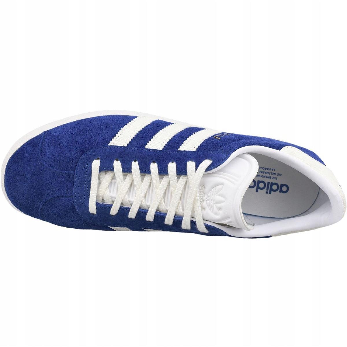 Détails sur Adidas Originals Gazelle B41648 chaussures bleu